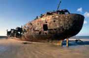 Ship Wreck Sahara